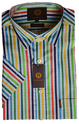 Viyella Cotton Short Sleeve Shirts