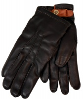 Dents - Howard Men's Hairsheep Leather Gloves with contrast detailing