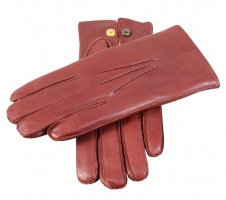 Dents - Rabbit fur lined hairsheep leather gloves