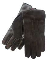 Dents Mulgrave Men's Hairsheep and Nuuck Leather Gloves