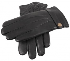 Dents - Fur lined hairsheep leather gloves