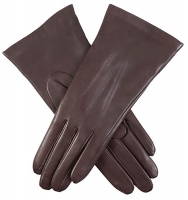 Dents - Isabelle Ladies Cashmere Lined Hairsheep Leather Gloves Mocca