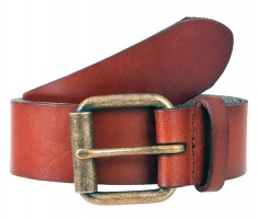 Dents - Casual Waxed Leather Belt