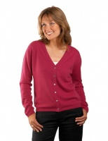 William Lockie - Charlotte 1ply Cashmere cardigan
