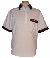 Gabicci - Polo shirt with trim and pocket top detail