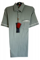 Gabicci - Polo shirt with piping detail