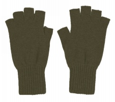 Johnstons - Ladies Cashmere Fingerless Gloves