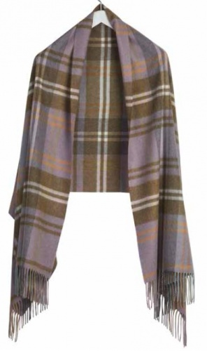 Johnstons - Cashmere stole Findrassie