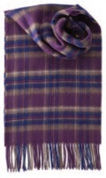 Johnstons lamora tartan scarf Connecticut