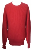 Westaway - Mens cashmere ribbed crew neck pullover