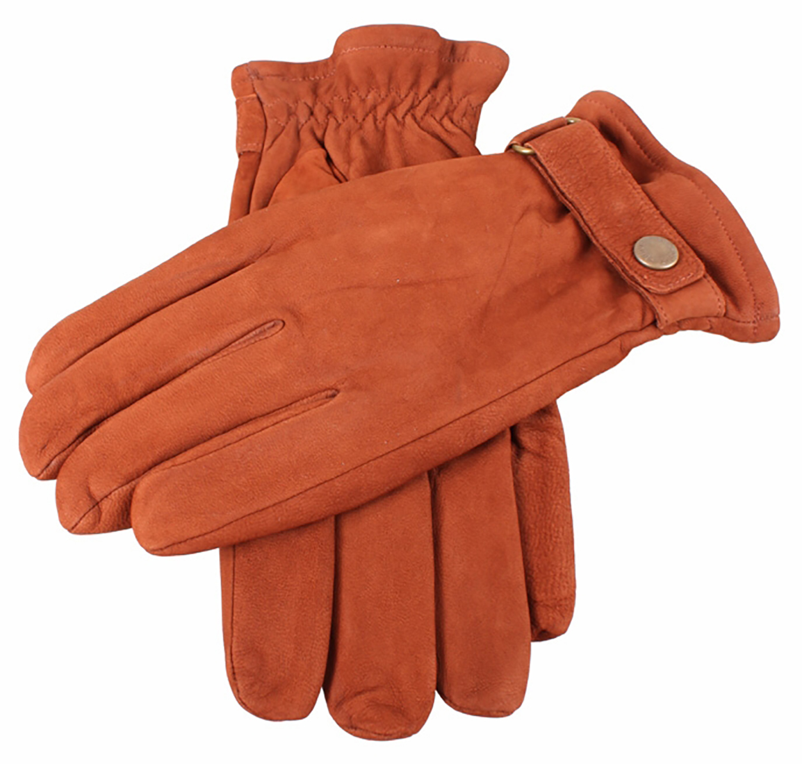 Mens leather gloves dents - Dents Wells Mens Nubuck Leather Gloves