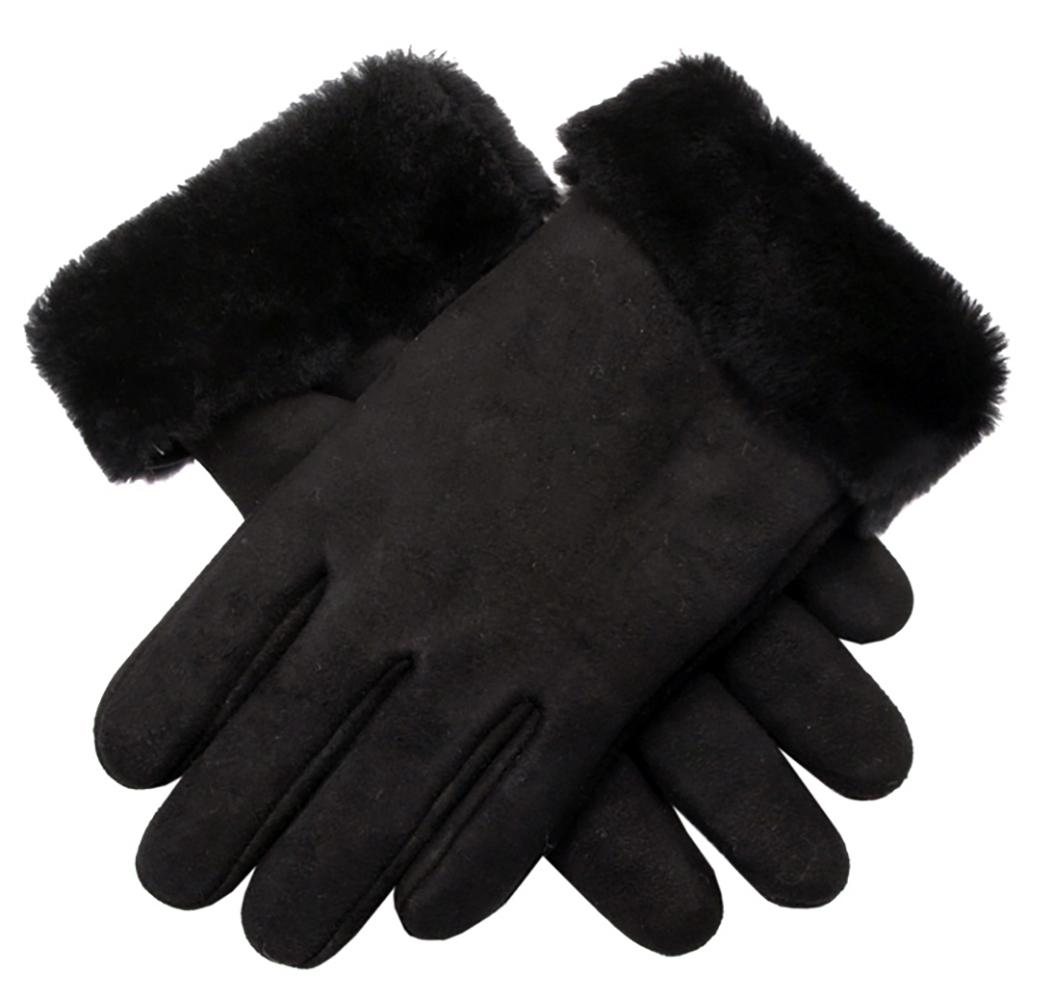 Mens sheepskin gloves uk - Dents Sheepskin Gloves Ladies