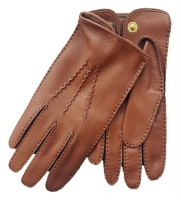 Dents Garston Men's Deerskin Leather Gloves