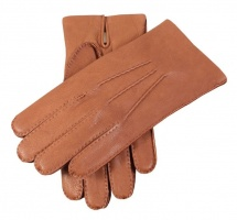 Dents - Cambridge Cashmere lined deerskin leather gloves