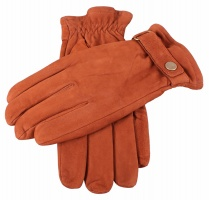 Dents - Wells Mens Nubuck Leather Gloves