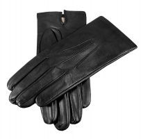 Dents -Keswick Silk lined leather gloves