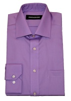 Double TWO - Paradigm pure cotton shirt with single cuff