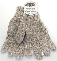Black Sheep - Ladies Knitted gloves