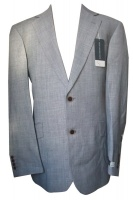 Gurteen Phoenix light weight jacket in silver