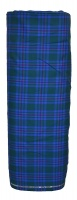 Blue Green Tartan Cloth
