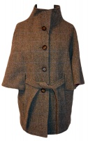 James Harris Tweed Cape Pastel Check