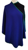 Tom Scott - Cashmere Reversible Knitted Cape