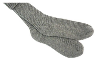 Scarf Company - Ladies Cashmere Socks