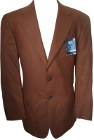 Brook Taverner Buccaneer Jacket brown herringbone