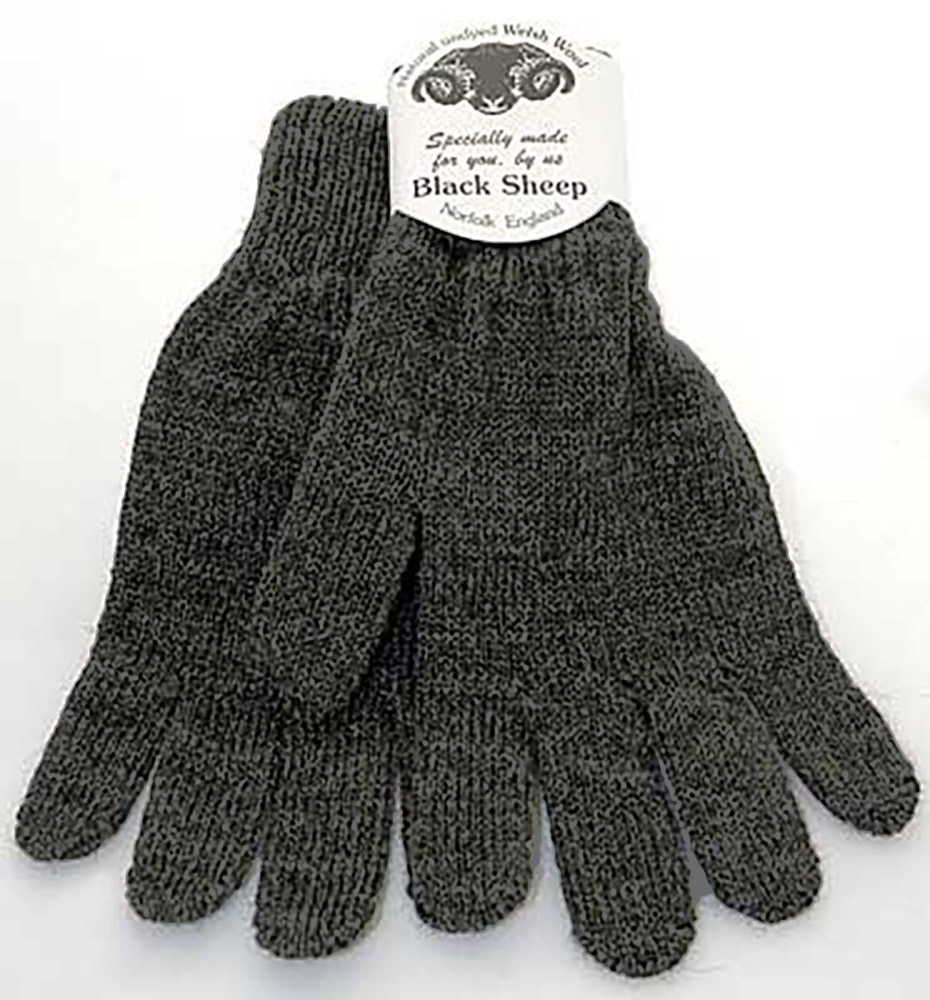 Black Sheep - Mens Knitted gloves