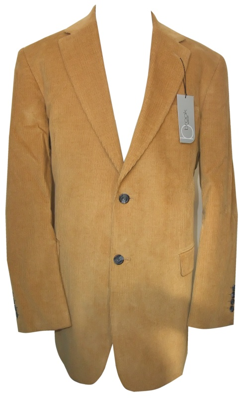 Brook Taverner Pattison Jacket gold cord