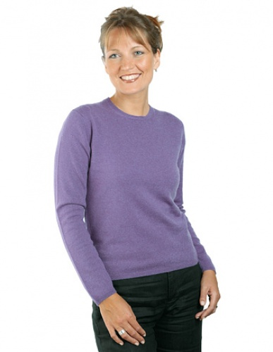 William Lockie - Charlotte 1ply Cashmere crew neck pullover