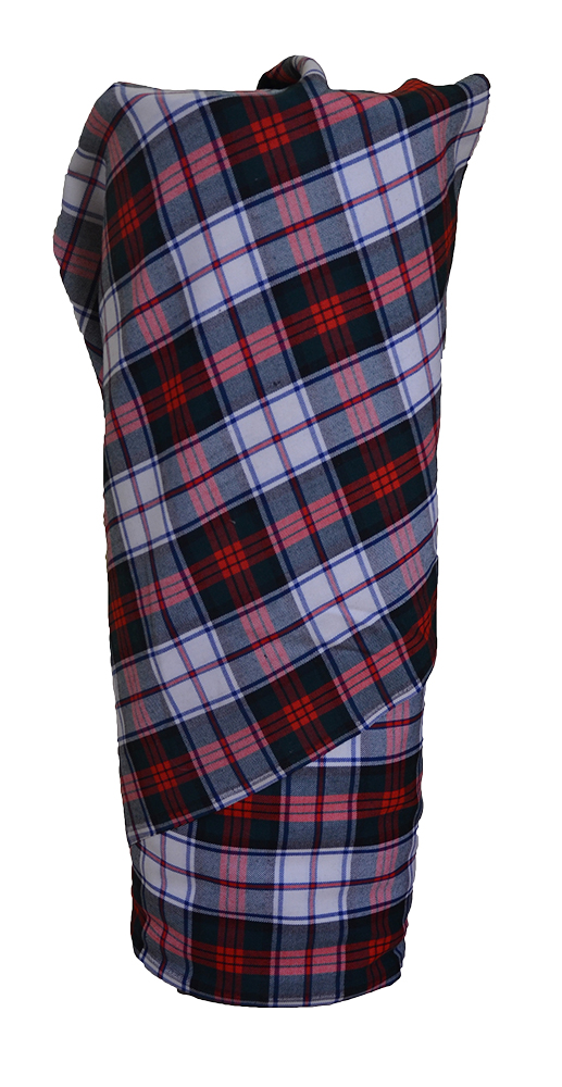 Dress MacDuff tartan cloth sample