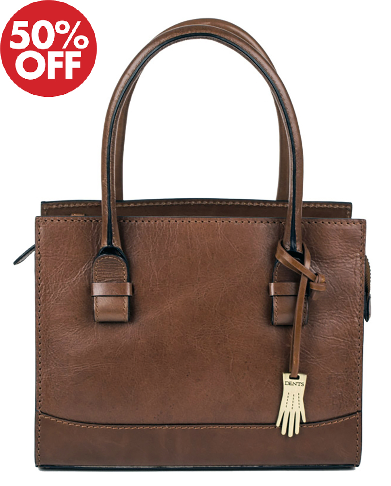 Dents - Daphne Tote Bag Coffee