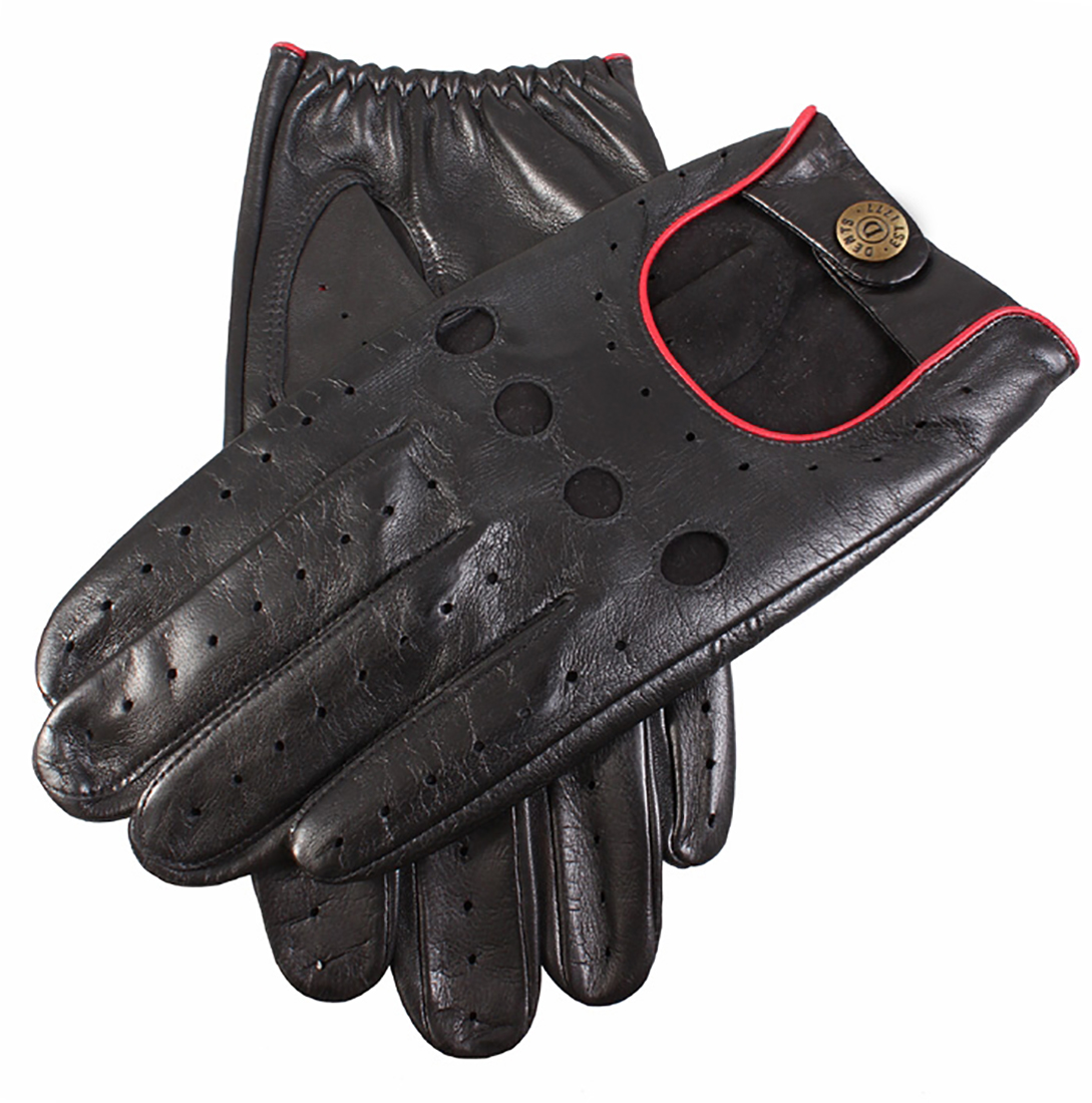 Dents Delta Men's Hairsheep Leather Classic Driving Gloves