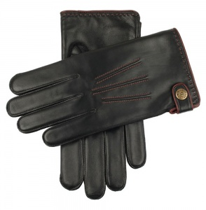 Dents Salisbury Men's Lambswool Lined Hairsheep Leather Gloves