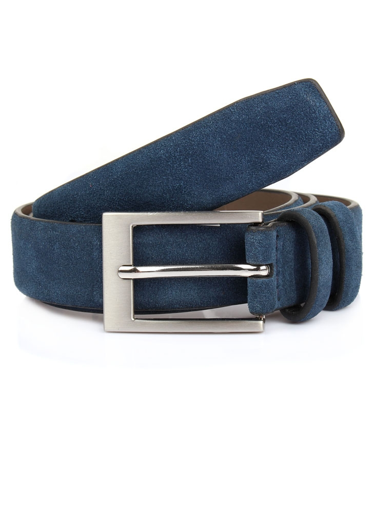 Dents - Suede Leather Belt