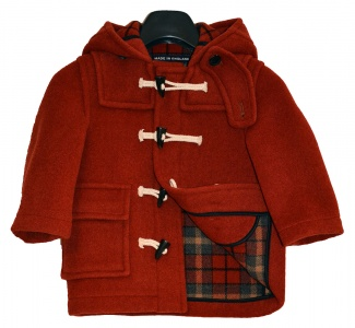 London Tradition - James Childrens Duffle Coat
