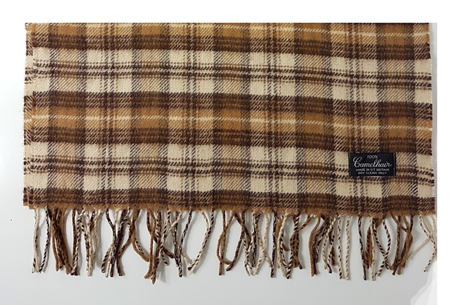 6b070d5d7 Westaway camelhair scarf