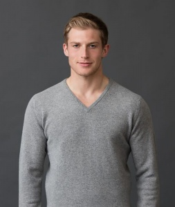 Mens lambswool knitwear