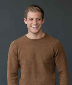 William Lockie Mens Lambswool Knitwear