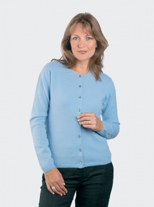 William Lockie ladies cashmere knitwear